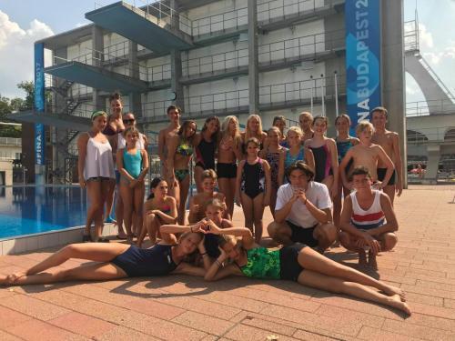 2018 nyári edzőtáborok